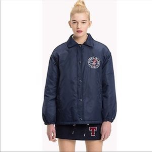 TOMMY HILLFIGER NYLON PADDED JACKET